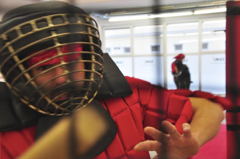 Instructor Training ‹ Stickfighting Concept